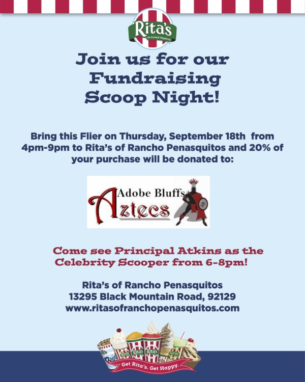 sep 18 scoop night flyer
