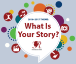 """What Is Your Story"" 2016-17 Reflections Theme"