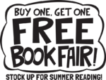Save the Date – BOGO Book Fair – April 24 to 28